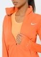 Nike Fermuarlı Sweatshirt Oranj